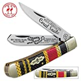 Kissing Crane Coral Snake Trapper Pocket Knife Review
