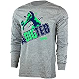 Customizable! GIMMEDAT Adigted Long Sleeve Volleyball T-Shirt - Personalize with Name and Number!