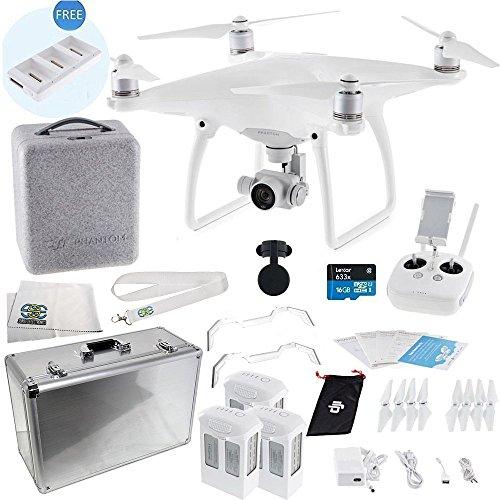DJI-Phantom-4-Quadcopter-Ultimate-Aluminum-Case-Bundle