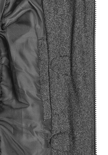 Donna Melange Med Giacca Grey Da Desires 8254 Invernale Penna qxwznZZ6A