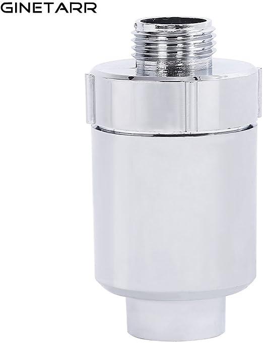 Jhd ginetarr Universal ducha filtro purificador de agua en línea ...
