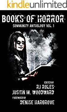 Books of Horror Community Anthology Vol. 1