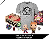 Marvel Collector Corps Women Of Power Collector's Box with XL T-Shirt