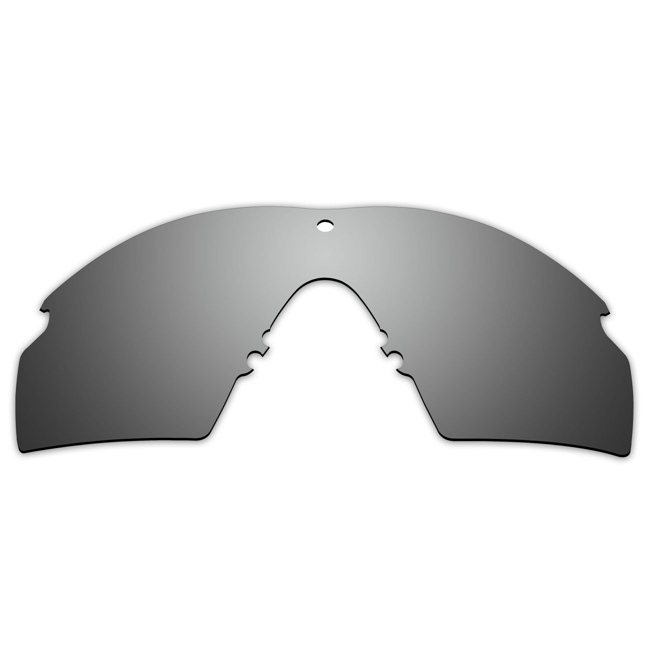 Amazon.com : ACOMPATIBLE Replacement Lenses for Oakley Industrial M ...