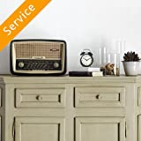 Buffet or Sideboard Assembly