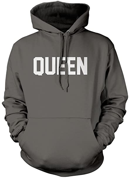 Queen - Fashion Hipster Tumblr - Kids Sudadera con Capucha: Amazon.es: Ropa y accesorios