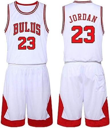 Camiseta de Baloncesto Michael Jordan nº 23: Conjunto sin Mangas ...