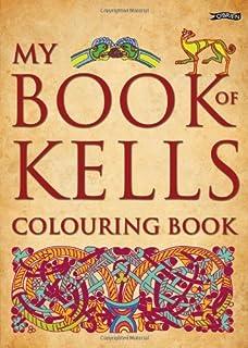 my book of kells colouring book the secret of kells