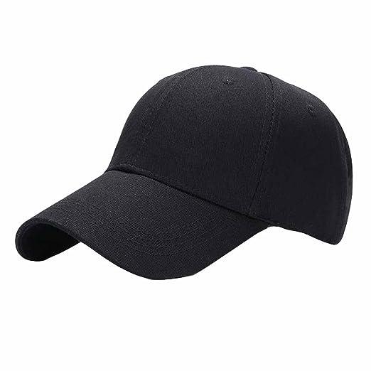 32ed69e0f3 iLXHD Unisex Fahsion Baseball Cap Snapback Hat Hip-Hop Adjustable ...