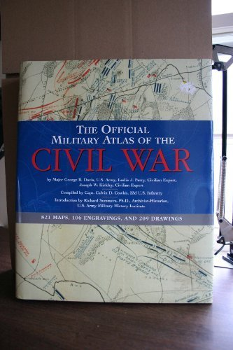 The Official Military Atlas of the Civil War by U.S. War Dept. (2003-10-13) (The Official Military Atlas Of The Civil War)
