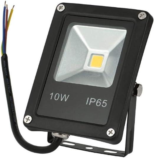10W 20W 30W 50W Reflector LED de luz de inundación con sensor de ...