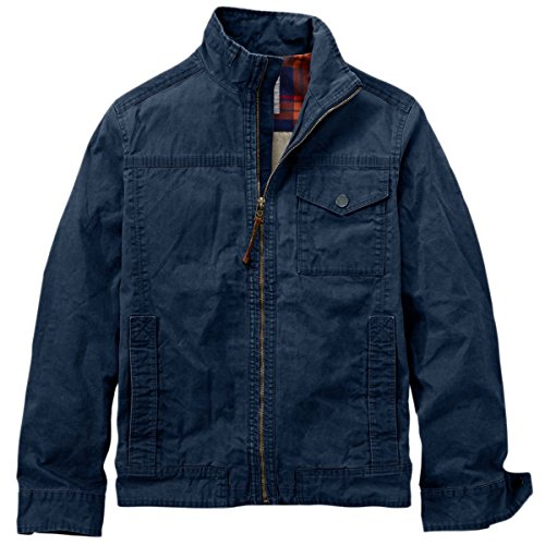 Timberland Mount Davis Timeless Waxed Canvas Jacket Men