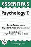 Psychology I Essentials (Essentials Study Guides)