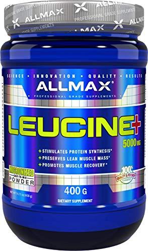ALLMAX Nutrition Leucine Powder, 400g