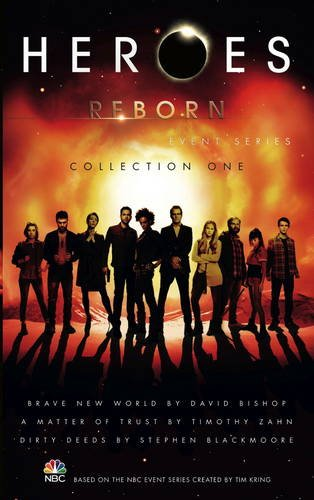 book cover of Heroes Reborn: Collection One