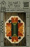 Log Cabin Pumpkins 113 Halloween Suzanne's Art House Quilt Pattern