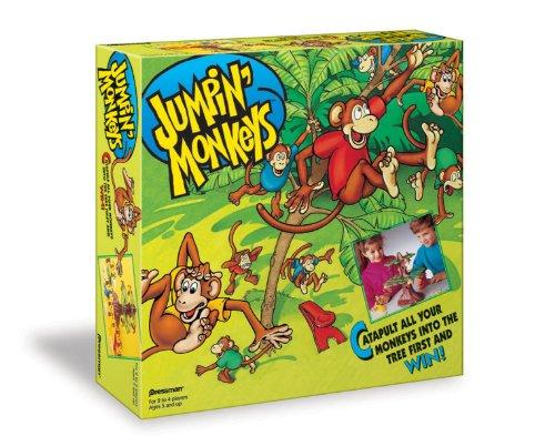 Flippin Frogs Game (Pressman Jumpin' Monkeys)