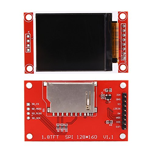 1.8 inch TFT ST7735S LCD Display Module128x160 For Arduino 51//AVR//STM32//ARM NIUS