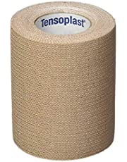 "BSN MEDICAL 010151 Tensoplast Elastic Athletic Tape, 3"" x 5 yd, Tan, Roll"