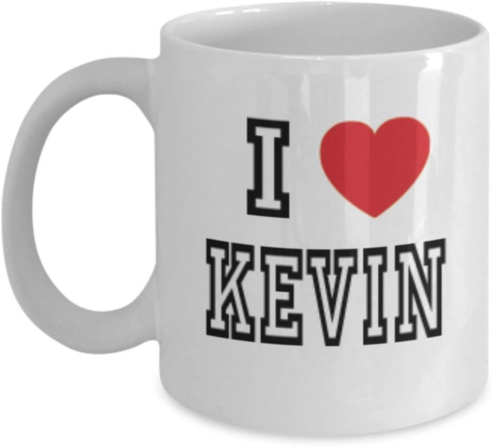 I LOVE Kevin tasse de café tasse