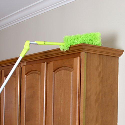 Microfiber Floor Mop Duster Dual Side Action Wet N Dry