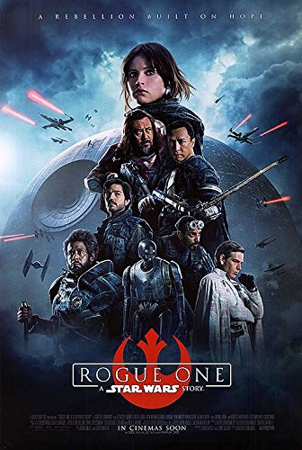 Rogue One: A Star Wars Story - Authentic Original Movie Poster