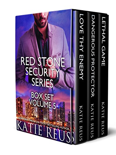 Red Spot Stone - Red Stone Security Series Collection: Volume 5
