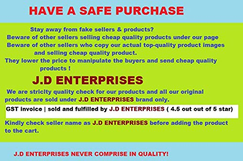 J D Enterprises Wooden Adjustable Multi-Function Laptop, Study Table, Bed, Sofa Stand Home Desk (Made in India)