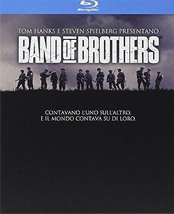 Band of brothers [Italia] [Blu-ray]: Amazon.es: Michael Kamen ...