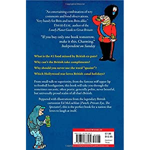 Sorry, I'm British!: An Insider's Romp Through Britain From A To Z Paperback – 1 Oct. 2011