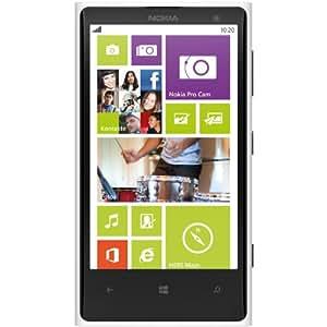 "Nokia Lumia 1020 32GB Unlocked GSM Phone w/ 41MP Camera 4.5"" - White"