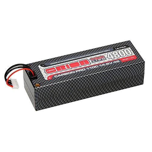 Team Orion Carbon Pro Ultra 14.8V 4800 36mm 5mm Tubes Battery