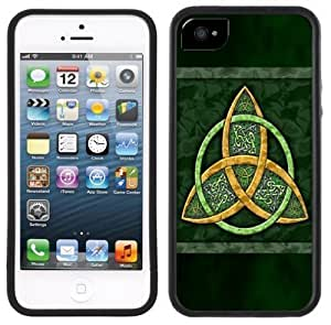 Celtic Knot Trinity Triquetra Handmade iphone 6 4.7 Black Case