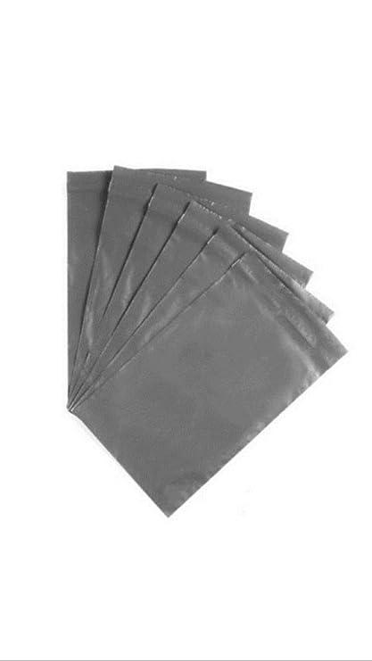 10 extra grande gris bolsas de plástico para envíos postales ...