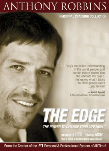 Anthony Robbins: The Edge - The Power to Change Your Life Now by