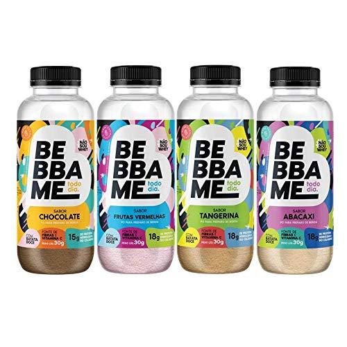 Combo Degustação Bebba Me Todo Dia - 4 unid. (1 de cada sabor)