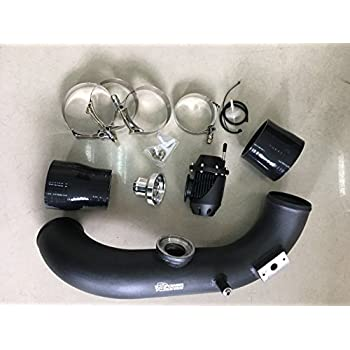 CHARGE PIPE KIT w/ SSQV Limited BLOW OFF for BMW N54 E82 E91 E93 135 335iX 335Xi
