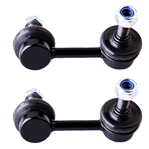 ECCPP Steering Rear Sway Bar End Links Stabilizer Bar for 2001-2005 Acura EL Honda Civic 2pc K90452 K90453