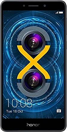 (Refurbished) Honor 6X (Grey, 64GB)