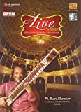 Live In Concert – Pt. Ravi Shankar (Exclusive Archival Collection / Hindustani Classical Instrumental / Sitar / 2-CD Set)
