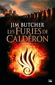 "Afficher ""Codex Alera n° 1 Les furies de Calderon"""