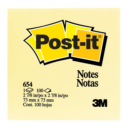 Post-it Greener Notes Recycled Note Pads