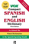 Vox Compact Spanish and English Dictionary, Third Edition (Paperback) (VOX Dictionary Series)
