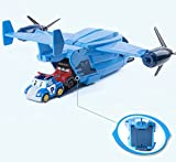 Robocar Poli Carrier Carry (Diecast Compatible) Transport Aircraft