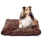 Animals Favorite Rectangular Dog Mattress (27 x 35-inch)