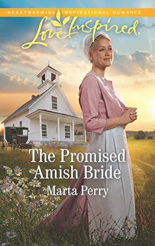 The Promised Amish Bride (Brides of Lost Creek Book 3) by [Perry, Marta]