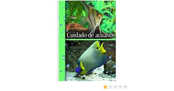Amazon.com: Cuidado de Acuarios (Spanish Edition) eBook: Robert Nicasio: Kindle Store