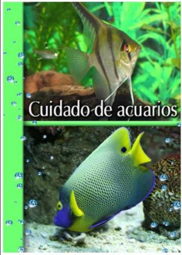 Cuidado de Acuarios (Spanish Edition) by [Nicasio, Robert]