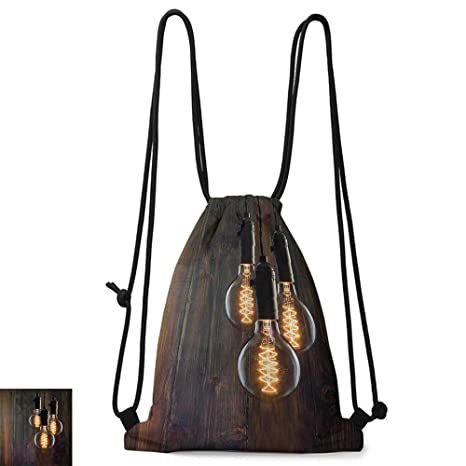 Amazon.com | Yoga backpack Vintage Decor Collection Vintage ...