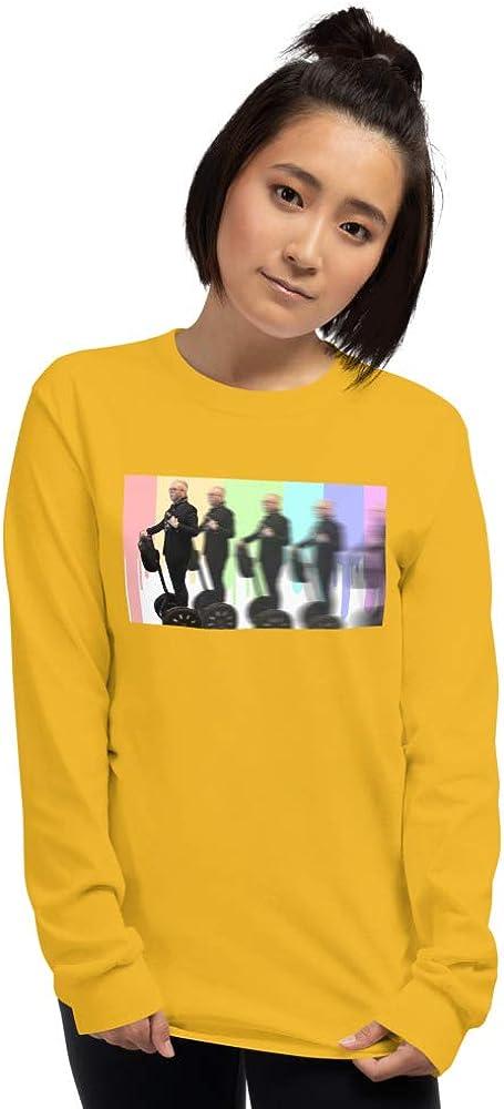 Juice Krate Media Group Segway Long Sleeve Shirt